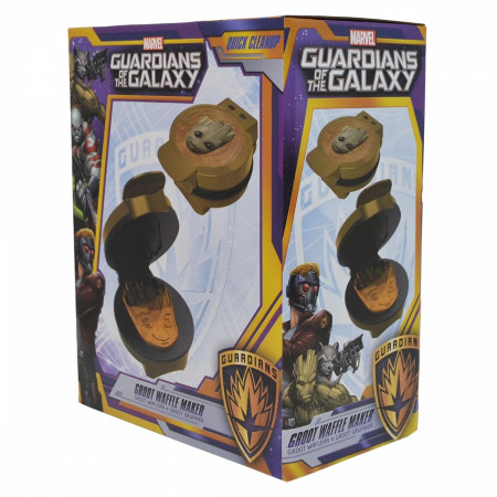 Guardians of the Galaxy Groot Waffle Maker