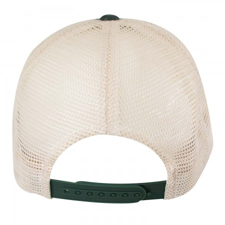 Guinness Dublin Ireland Green Mesh Trucker Hat