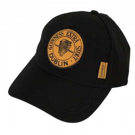 Guinness Extra Stout Black Hat
