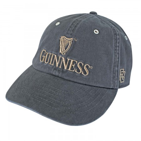 Guinness Harp Retro Brand Men's Grey Hat