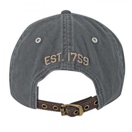 Guinness Retro Brand Men's Gray Hat