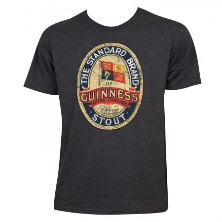 Guinness Standard Brand Stout Tshirt