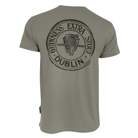 Guinness Bottle Cap Tee Shirt
