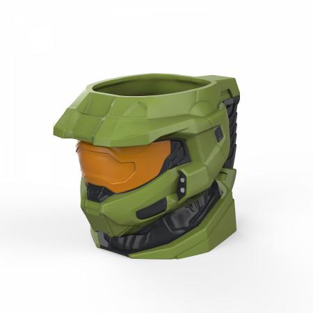 Halo Master Chief Helmet Sculpted Mug
