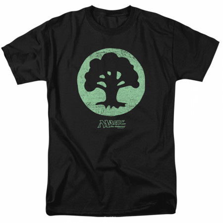 Magic the Gathering Green Mana T-Shirt