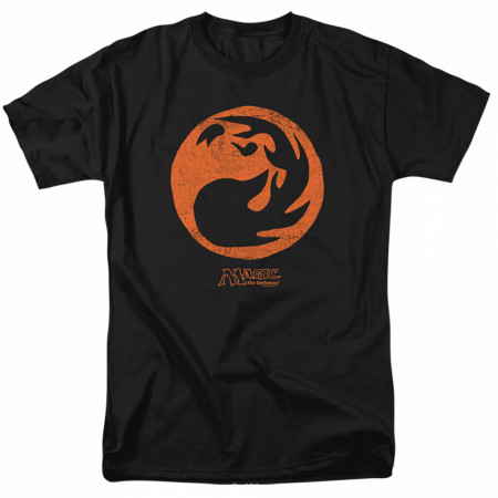 Magic the Gathering Red Mana T-Shirt