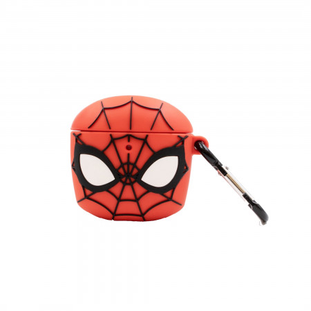 Spider-Man Molded Head AirPod Cover Case