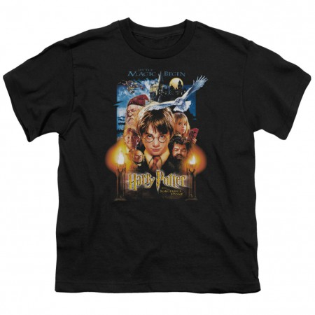 Harry Potter Movie Poster Tshirt