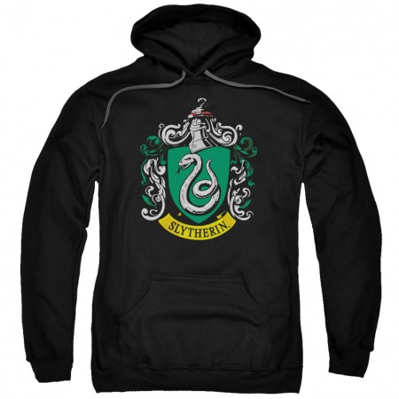 Harry Potter Slytherin Crest Hoodie