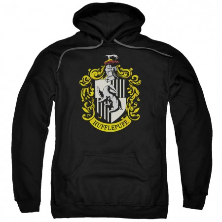 Harry Potter Hufflepuff Crest Hoodie