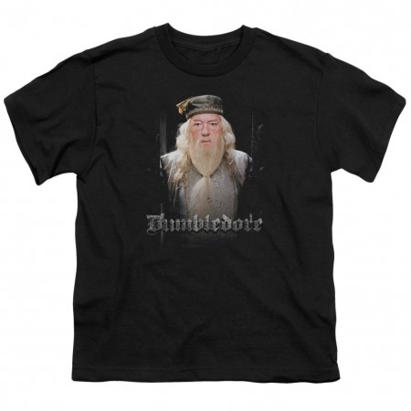 Harry Potter Dumbledore Youth Tshirt