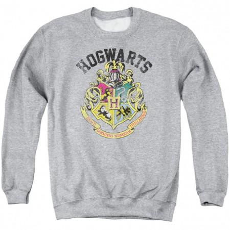 Harry Potter Hogwarts Crest Crewneck Sweatshirt
