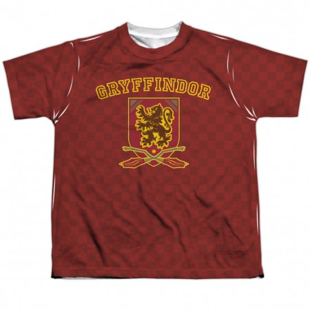 Harry Potter Gryffindor Youth Tshirt