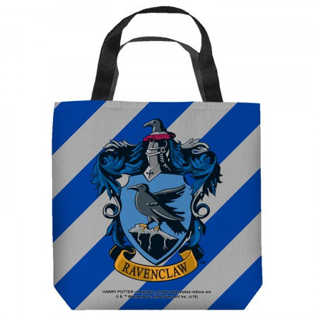 Harry Potter Ravenclaw Crest Tote Bag