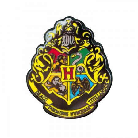 Harry Potter Hogwarts Logo Lapel Pin