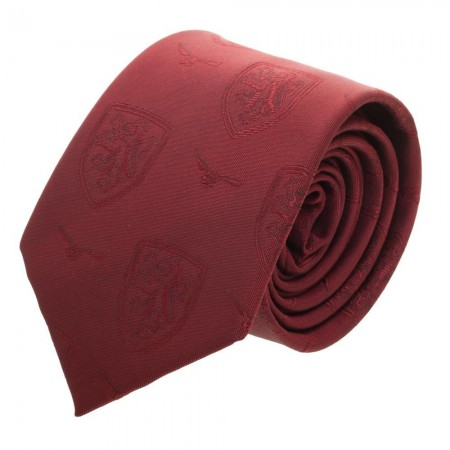 Harry Potter Red Gryffindor Neck Tie