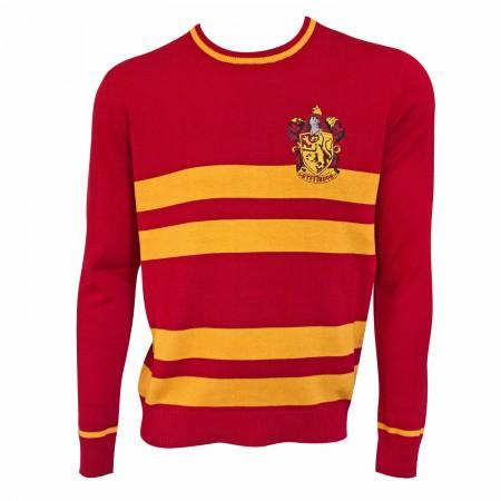 Harry Potter Gryffindor Jacquard Sweater