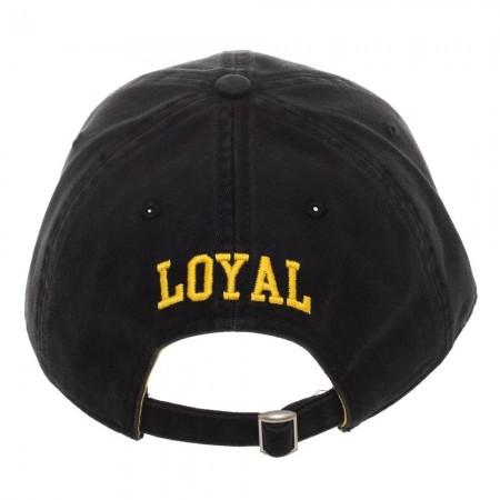 Harry Potter Hufflepuff Crest Hat
