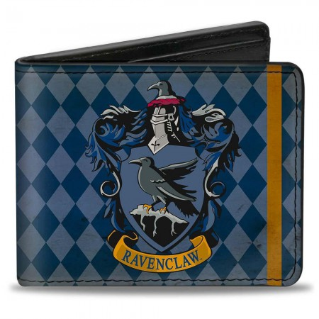 Harry Potter Blue Ravenclaw Wallet