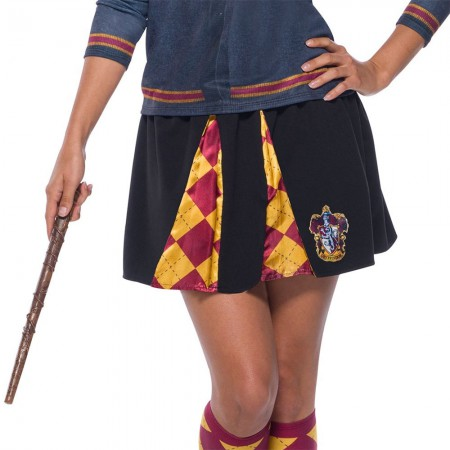 Harry Potter Gryffindor Adult Costume Skirt