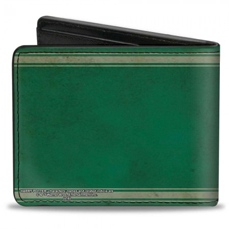 Harry Potter Slytherin Bifold Wallet