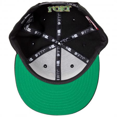 Loki Helmet New Era 9Fifty Adjustable Hat
