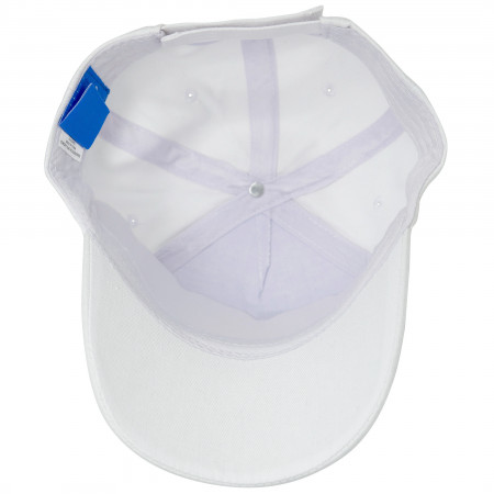 Frozen Olaf Big Face Boy's White Adjustable Hat