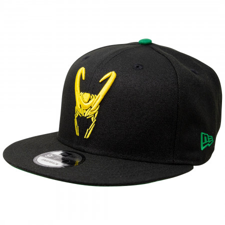 Loki Helmet New Era 9Fifty Adjustable Hat