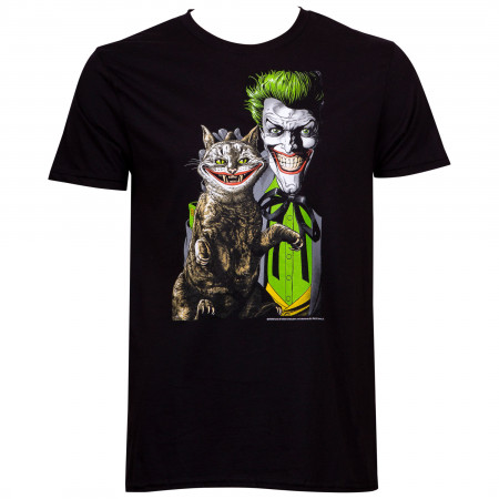 Joker Puuurfect Crime art by Brian Bolland T-Shirt