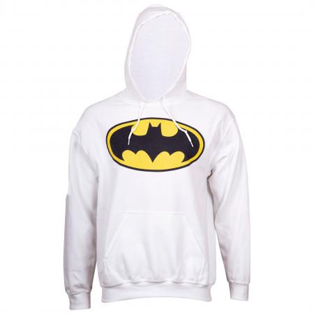 Batman Classic 80th Symbol Hoodie