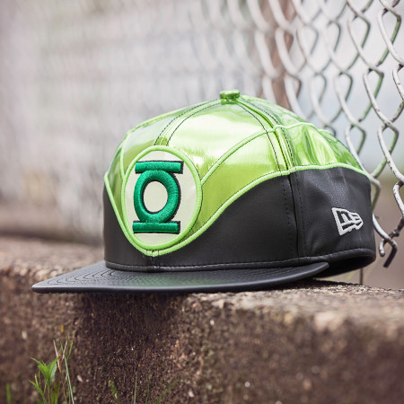 John Stewart Green Lantern 59Fifty Fitted New Era Hat