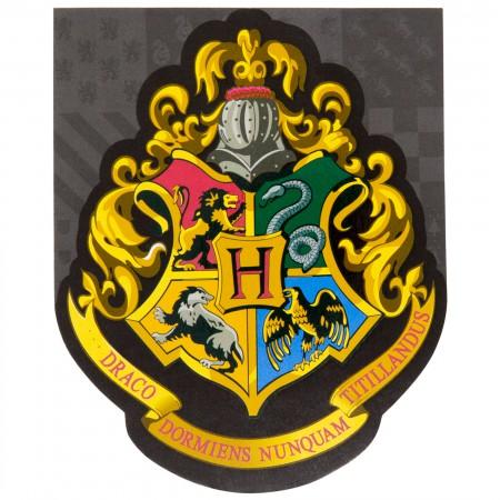 Harry Potter Hogwarts Memo Pad