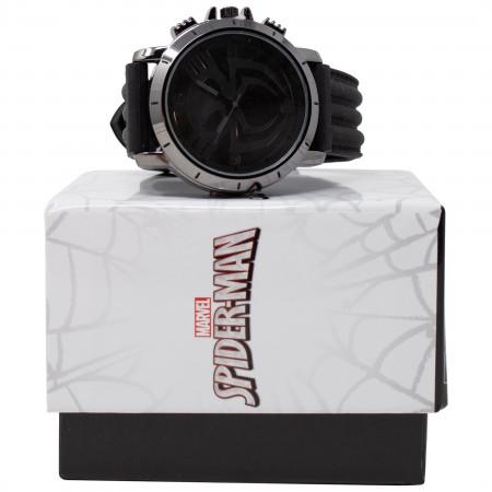 Spider-Man 2099 Symbol Black Watch