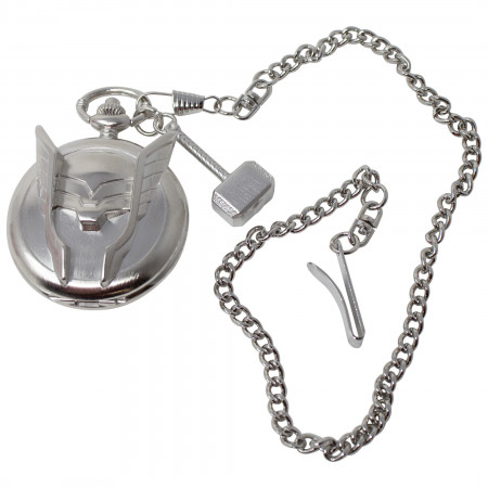 The Mighty Thor Pocketwatch