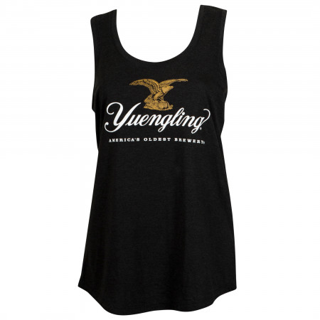 Yuengling Women's Black Eagle Logo Tank Top