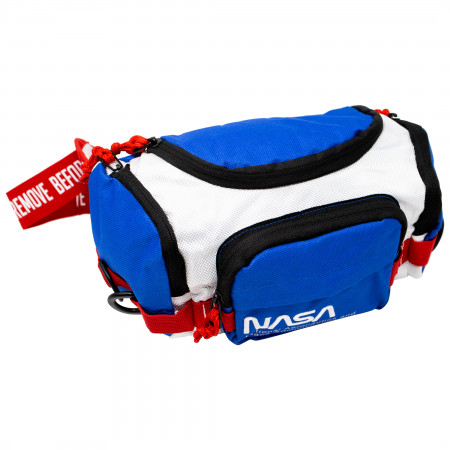 NASA Red White and Blue Fanny Pack