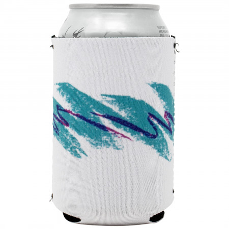 90s Jazz Art Can Cooler