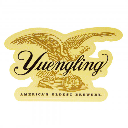 Yuengling Eagle Bumper Sticker