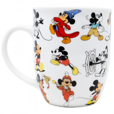 Disney Mickey Mouse 90th Anniversary Porcelain Mug