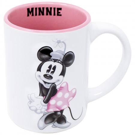 Disney Minnie Mouse Tonal 14 Ounce Mug