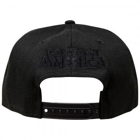 Long Live Captain America Memorial MCU New Era 9Fifty Adjustable Hat