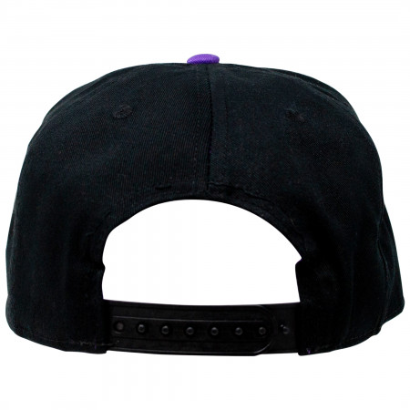 The Joker Adjustable Snapback HaHa Hat