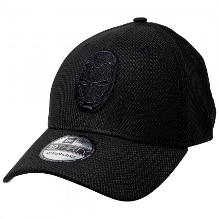 Long Live Iron Man MCU Memorial New Era 39Thirty Flex Fitted Hat