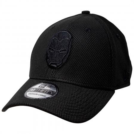 Long Live Iron Man MCU Memorial New Era 39Thirty Flex Fitted Hat
