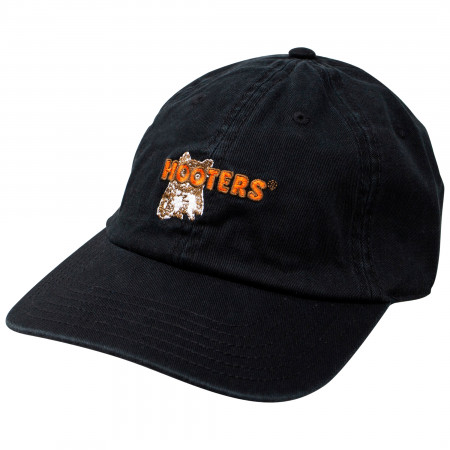 Hooters Logo Adjustable Dad Hat