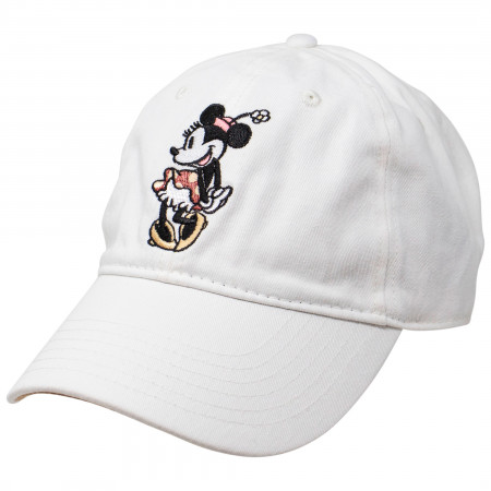 Disney Minnie Mouse Women's Adjustable Strapback Hat