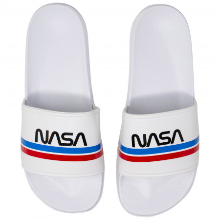 NASA Soccer Slides Sandals