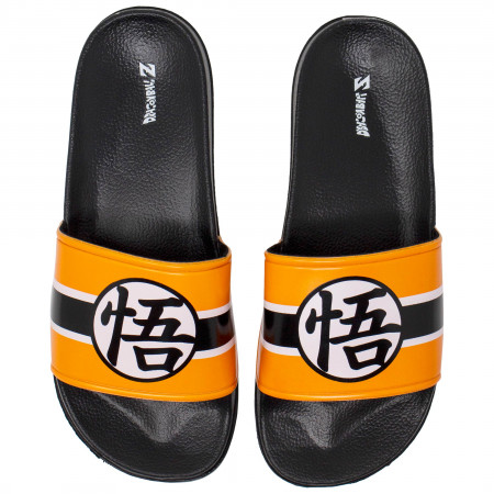Dragon Ball Z Soccer Slides Sandals