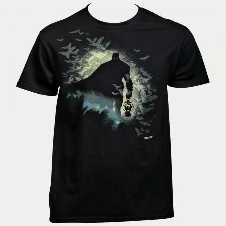 Batman Last Knight on Earth T-shirt