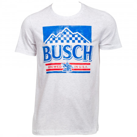 Busch Beer USA Racing T-Shirt